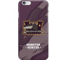 Monster Hunter All Stars - Schrade Legends iPhone Case/Skin