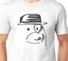 MonocleMonkey Doodle Unisex T-Shirt