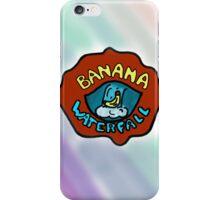 Banana Waterfall iPhone Case/Skin