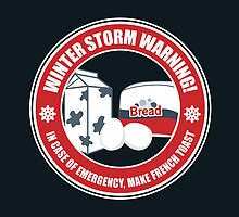 Winter Storm Warning by fishbiscuit