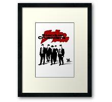 Jojo Reservoir Dogs Framed Print