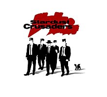 Jojo Reservoir Dogs Photographic Print