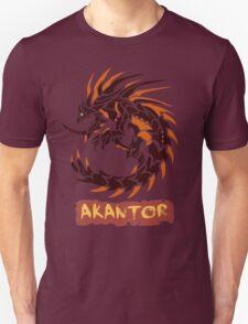 The Circular Tyrant of Fire Unisex T-Shirt