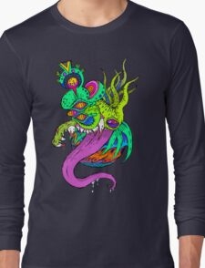 Dragon Head Long Sleeve T-Shirt