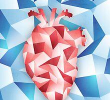 Polygonal Heart by unodwicho