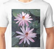 Waterlily  - Nymphaea Unisex T-Shirt