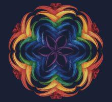 Flare Mandala by TheMandalaLady