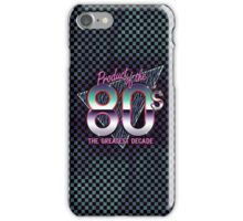 The Greatest Decade iPhone Case/Skin