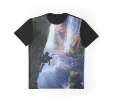 Zora's Domain Legend of Zelda Graphic T-Shirt
