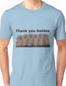 Yonderland - Parvuli - Thank You Debbie Unisex T-Shirt