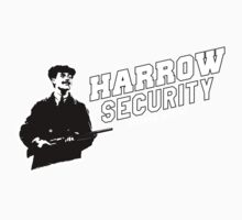 Harrow Security Kids Clothes