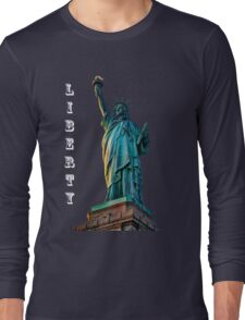 Liberty Dark Long Sleeve T-Shirt