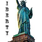 Liberty Light by Steve Purnell