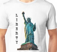 Liberty Light Unisex T-Shirt