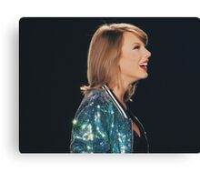 Taylor Swift Welcome to New York Toronto  Canvas Print