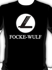 Focke-Wulf Aircraft Logo (White) T-Shirt