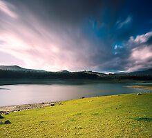 Lake in south by Mirko Giambanco