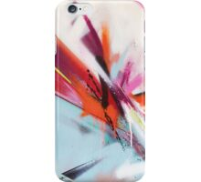 Chemsplit1 abstract iPhone Case/Skin