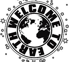 WELCOME_TO_EARTH by auraclover