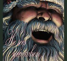 He Sees You When You're Sleeping... by HauntedMarsh