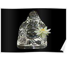 Lotus Flower Dreaming 4 Poster