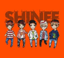 Shinee by sabrinakpop