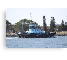Newcastle Tugboat PB Murray Canvas Print