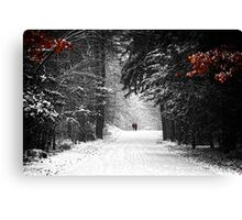 It's Beginning To Look A Lot Like Christmas.......... Canvas Print