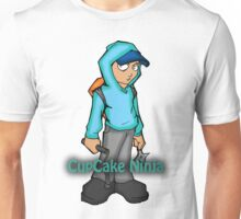 hooded Ninja Unisex T-Shirt