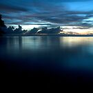 Nahlap Calm - Pohnpei, Micronesia by Alex Zuccarelli