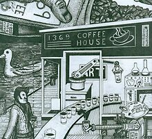 1369 Coffee House by Richie Montgomery