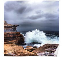 Mohan Rock Pool 24.12.13 Poster