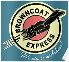Browncoat Express Poster