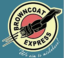 Browncoat Express Photographic Print