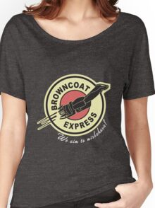 Browncoat Express Women's Relaxed Fit T-Shirt