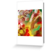 The Rush is On Greeting Card