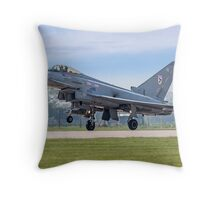 Eurofighter Typhoon F.2 ZJ911/BZ Throw Pillow