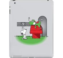 Wrong Doghouse iPad Case/Skin