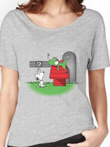 Wrong Doghouse Women's Relaxed Fit T-Shirt