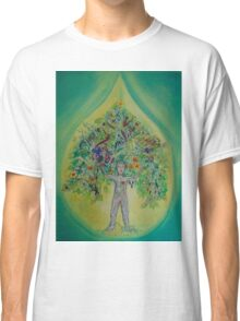 The Everything Tree Oil Drop Classic T-Shirt