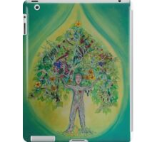 The Everything Tree Oil Drop iPad Case/Skin