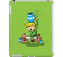 Lil' Pot Smasher iPad Case/Skin