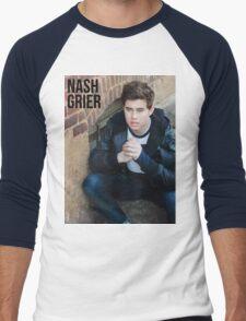 Nash Men's Baseball ¾ T-Shirt