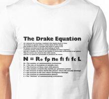 Drake_Equation Unisex T-Shirt