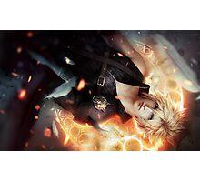 Final Fantasy VII Cloud Strife Photographic Print