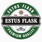 Estus Flask by Krishthian