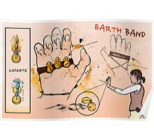 Earth Band Poster