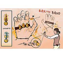 Earth Band Photographic Print