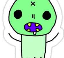 GHOST BABY!! Sticker