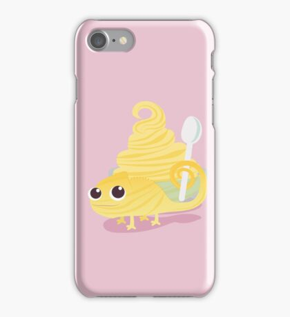 Pascal's Pineapple Dole Whip iPhone Case/Skin